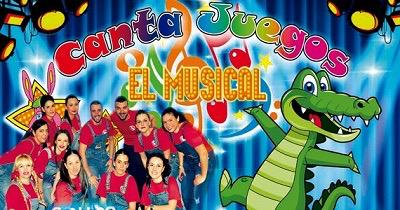 CANTA JUEGOS EN TUDELA,grupo scena
